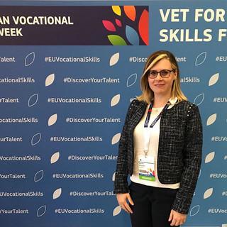 EU event: Protocol expert Katinka Meszaros