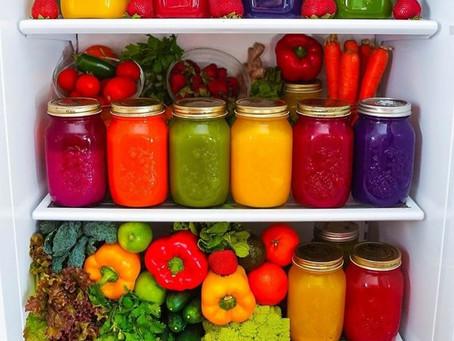 Anxiété et nourriture