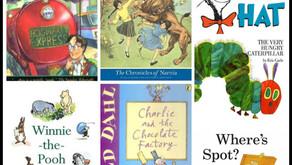 Children's Literature Weddings – DIY Trend.