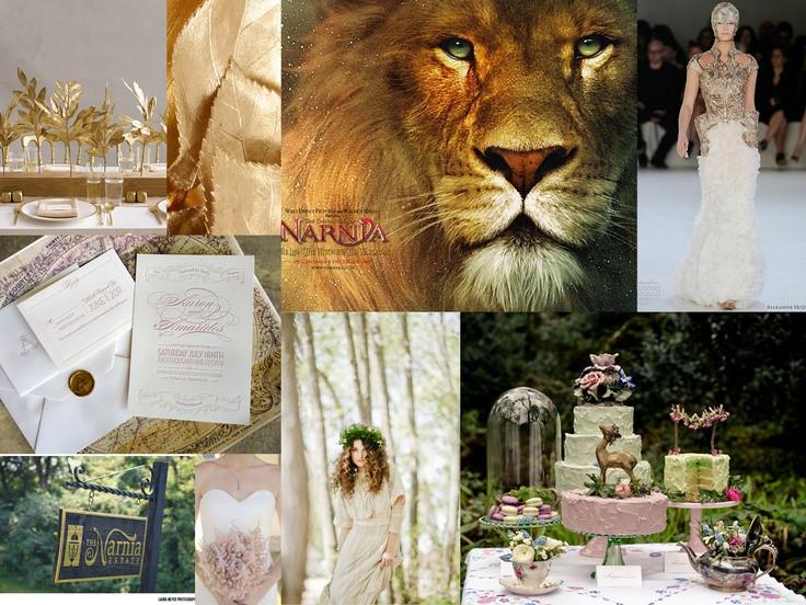 Narnia Theme