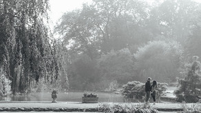 Bernie & Steve's Engagement Shoot at Busbridge Lakes