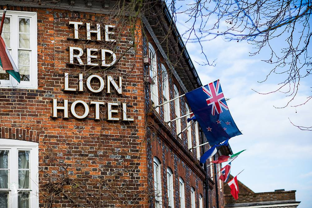 The Red Lion Hotel, Henley