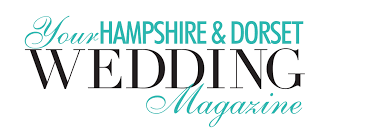 Featured in Your Hampshire and Dorset's Wedding Magazine
