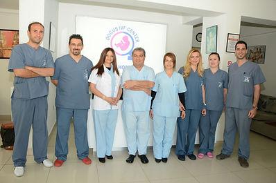 Kıbrıs Tüp Bebekler Merkezi Çalışma Grubu