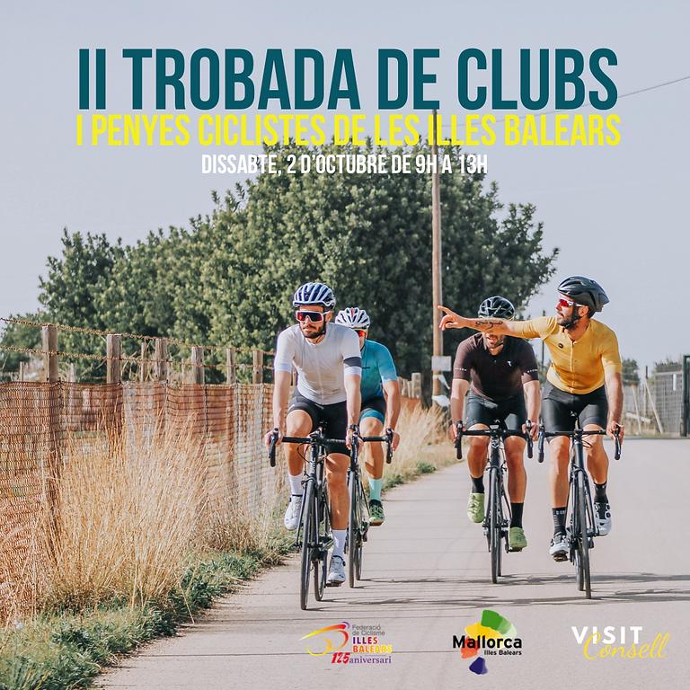 II TROBADA DE CLUBS ILLES BALEARS