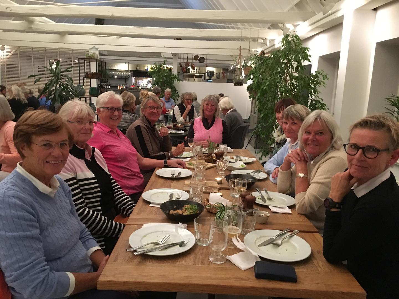 middagen på Hørsholm