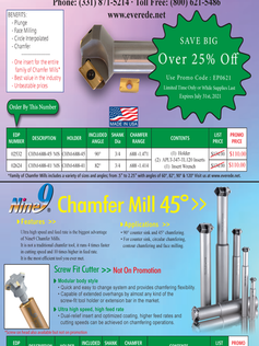 Everede Chamfer Mill