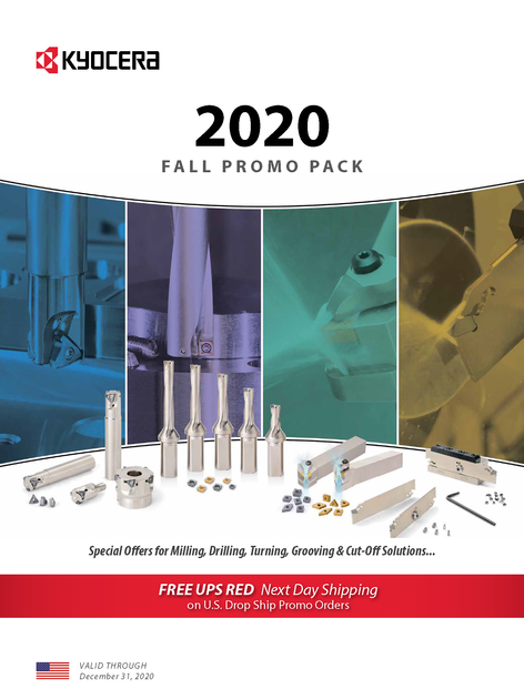 Kyocera Fall 2020 Promo Pack
