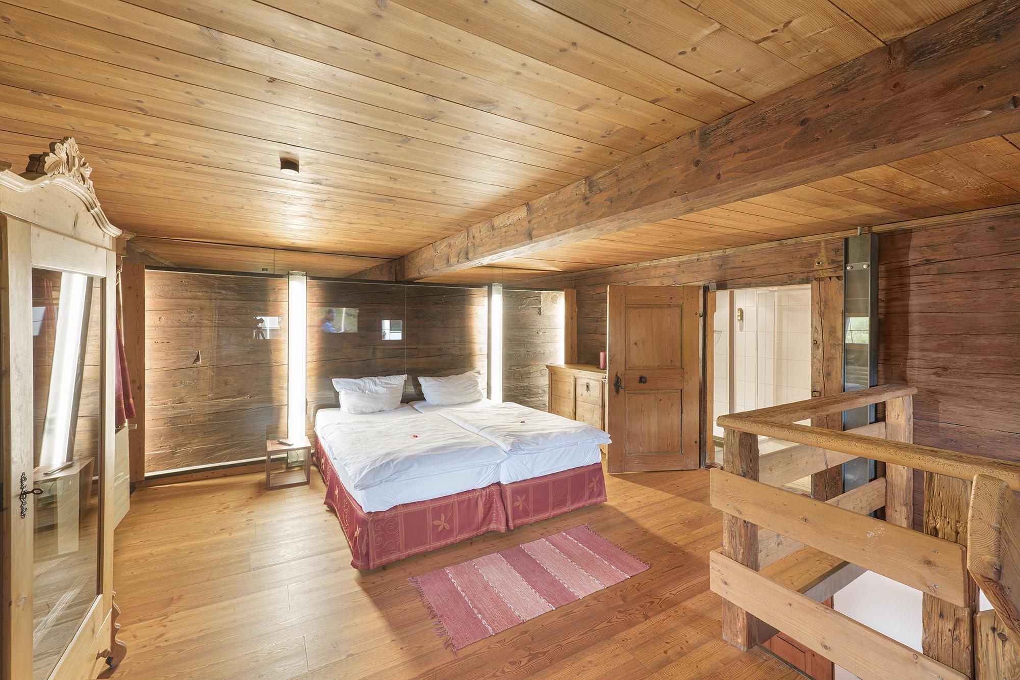 Suite im Landhaus direkt am Badeteich