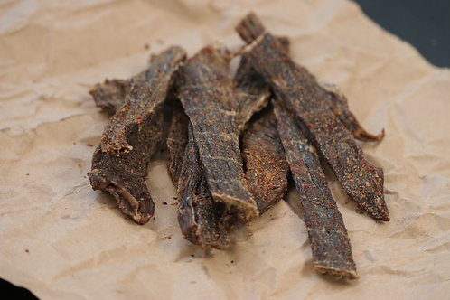 Bacon Flavored Beef Jerky