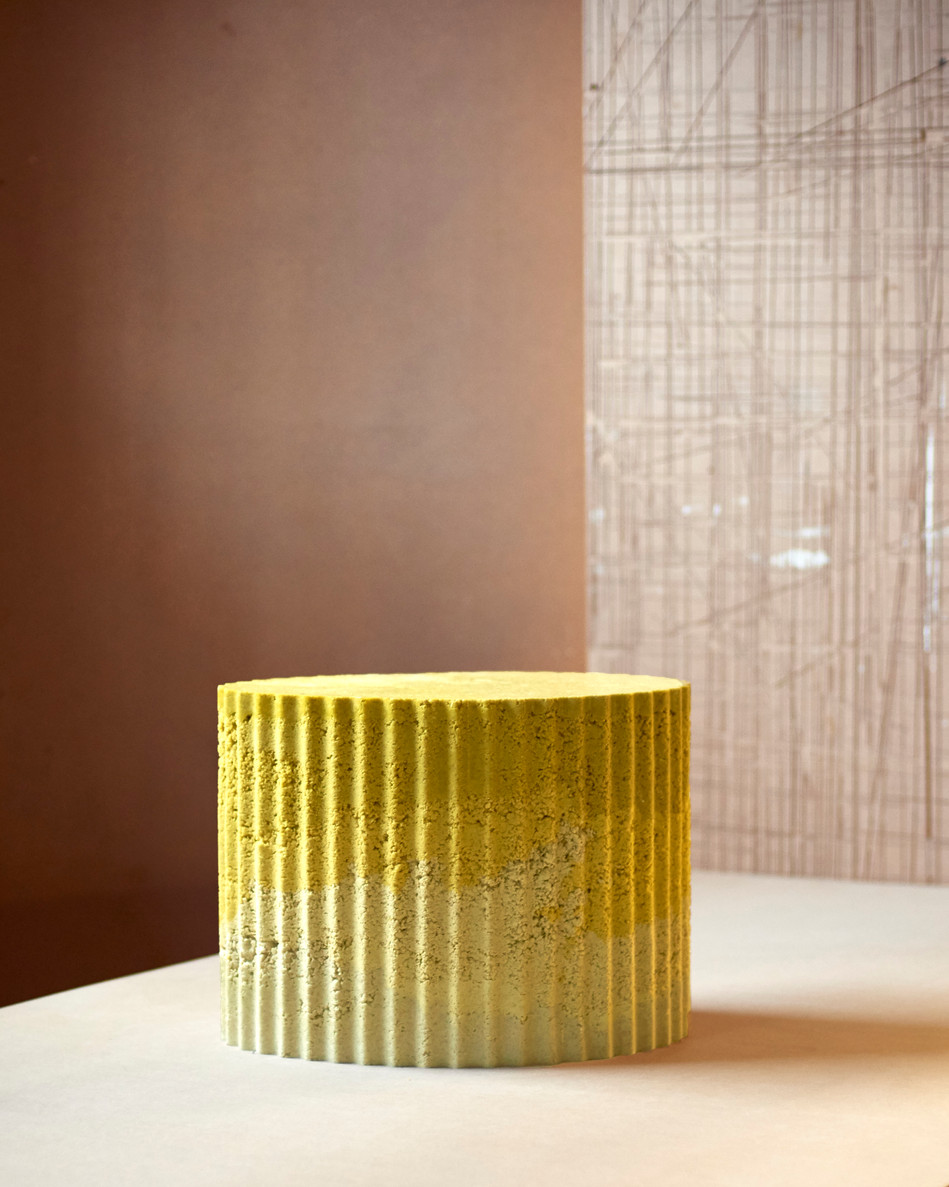 Charlotte_Kidger_Corrugated Side table_5