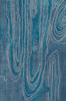 Mantle - Monoprint Variation (sold)