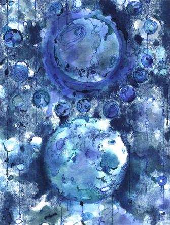 Thirteen Moons (sold)