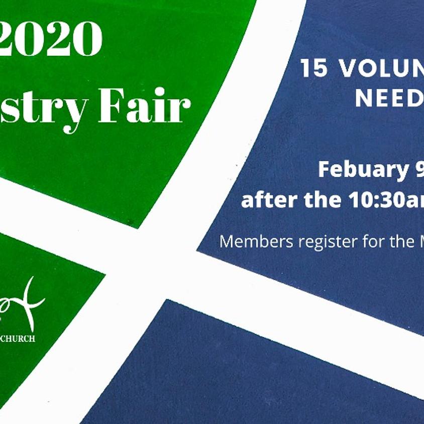 2020 MFBC Ministry Fair