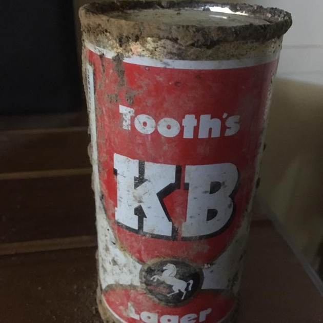 A very old KB can - found at Old Adamina