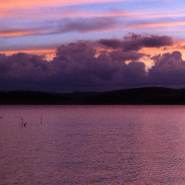 Lake Eucumbene Weather - Grace Lea Islan
