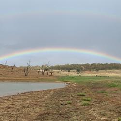 Rainbow near Old Adaminaby Cemetery.JPG