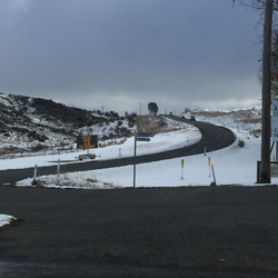 Snowy Mountains Highway at Adaminaby - J