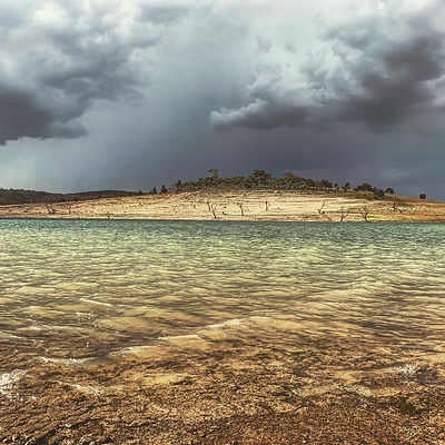 Summer Storm at Lake Eucumbene - 2019.JPG