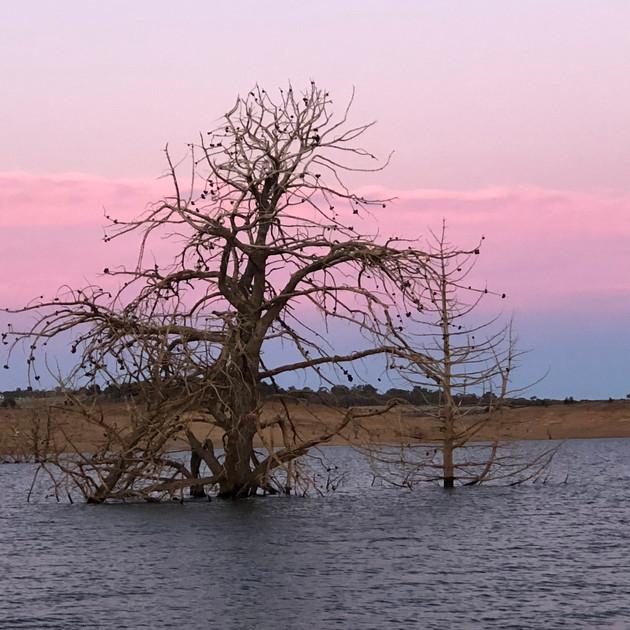 Old Adaminaby sunset - September 2018.JP