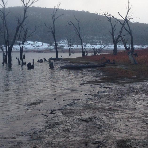 Anglers Reach - Lake Eucumbene - June 20