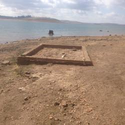Ruins at Lake Eucumbene-10.JPG