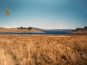 Yens Bay - Lake Eucumbene - June 1990.jp
