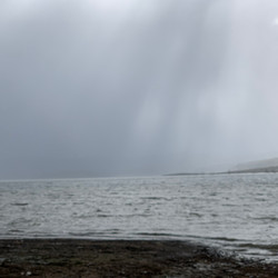 Rain showers - Lake Eucumbene.JPG