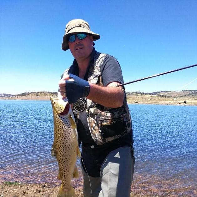 Stuart Bennett - Lake Eucumbene.JPG