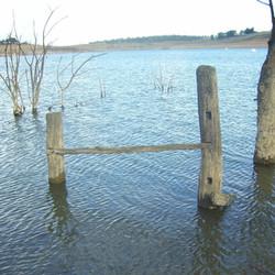 Lake Eucumbene Ruins - 6.JPG