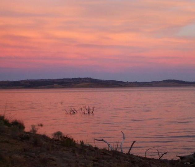 Sunset from Grace Lea Island.JPG