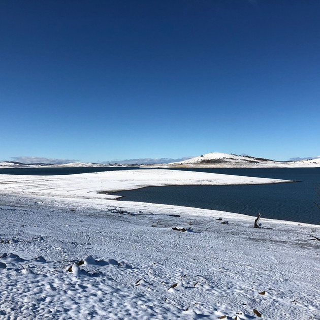 Trout Island in snow.JPG
