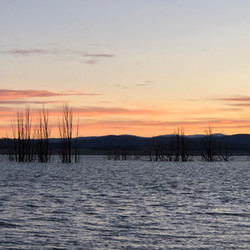 Autumn sunset at Lake Eucumbene.JPG