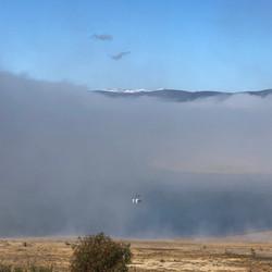 Morning mist over Lake Eucumbene.JPG