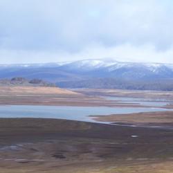 Lake Eucumbene at a record low.JPG