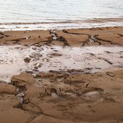 Sinking mud - Lake Eucumbene.JPG