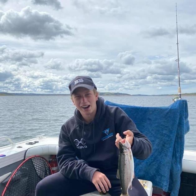 Paul Twycross a week at Crowes lake Eucu