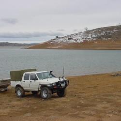 Stephen Jay - O'Neils Bay - Lake Eucumbe