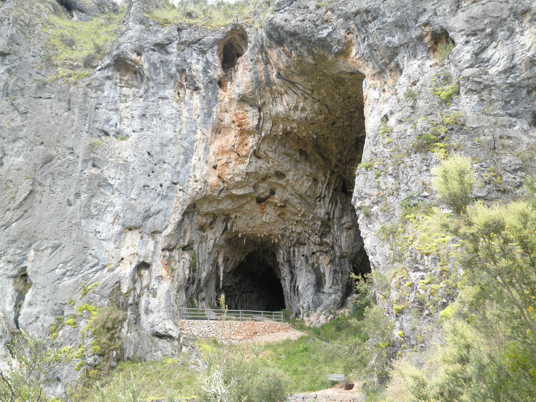 Caves at Yarrangobilly