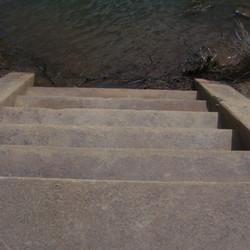 St. Mary's Catholic Church Steps