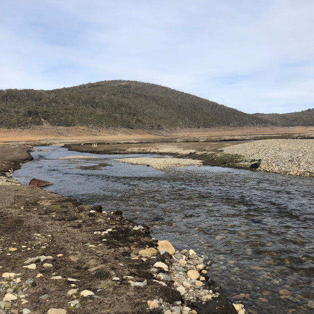 Eucumbene River at Providence Portal