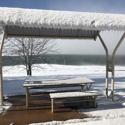 Snowy Hydro rest area (Lake Eucumbene) i