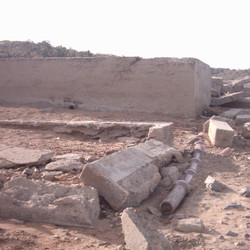 Lake Eucumbene Convent Ruins.JPG