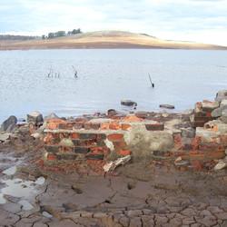 House Ruins in July 2007 - Lake Eucumben
