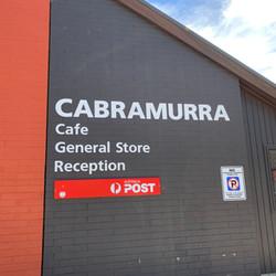 Cabramurra - Highest town in Australia.J