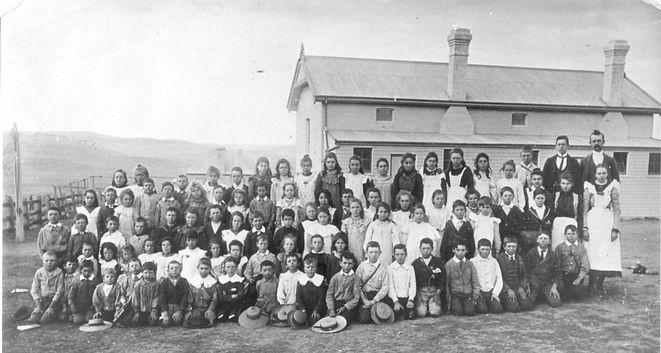 Old Adaminaby Public School - 1900.jpg