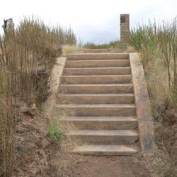 St Mary's Catholic Church Steps.JPG