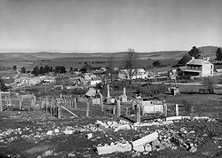 Original Adaminaby - before Lake Eucumbe