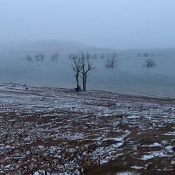 An icy afternoon - Lake Eucumbene.JPG