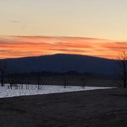 Sunset - Lake Eucumbene - Sept 2018.JPG